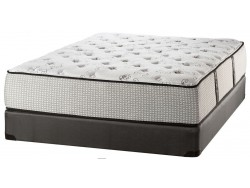 Langley Plush Hybrid Mattress by White Dove