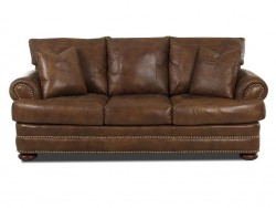 Montezuma Leather Sofa Collection