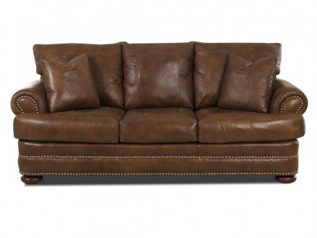 Montezuma Leather Sofa Collection