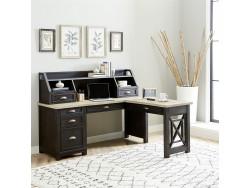 Heatherbrook L Shaped Desk