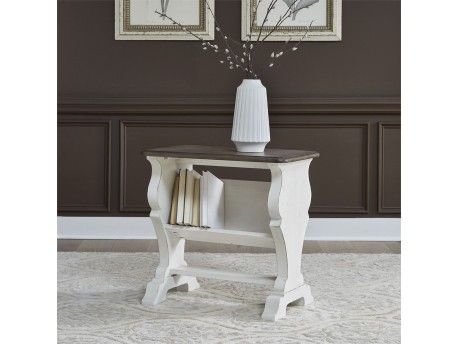 Abbey Road Library Chair Side Table