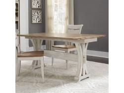 Farmhouse Reimagined Flip Lid Sofa Table