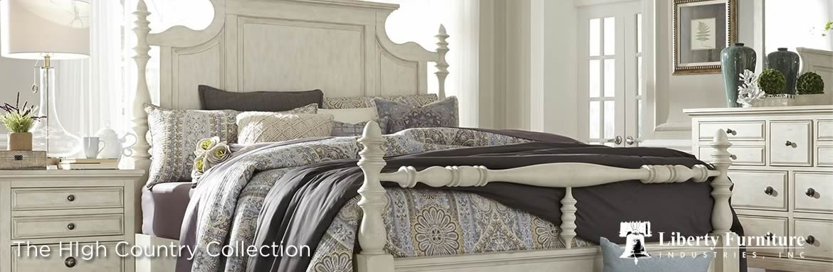 Bedroom Furniture by Liberty at Francis Furniture of Greenville