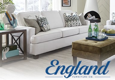 England Furniture... Custom for you. Fast by us.